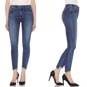 Joe's Jeans High Rise Skinny Ankle size 25